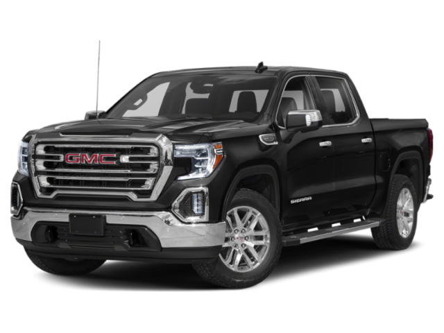 new Carbon Black Metallic 2020 GMC Sierra 1500 Elevation with Black Interior located in Whitesboro
